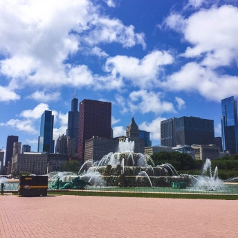buckingham fountain (1 of 1)